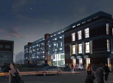 REF 551219  Résidence ALTEIA un programme immobilier de haute qualité architecturale et environnementale sur un site d\'exception situé face à la Mer.  Appartement T1 bis de 38.16 m² sud est 1er étage  séjour avec coin cuisine, salle d\'eau avec wc balcon  Une place de parking  réf: 5512B19  Livraison 2° trimestre 2017