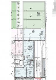 Votre agence IMMO LORENA de Pétange vous propose dans une résidence contemporaine en future construction de 13 unités sur 4 niveaux située à Rodange, 45 chemin de Brouck, un Appartement de 2 chambres, d'une surface habitable 64,68 m2 se décomposant de la façon suivante: - Cuisine-salon-salle à manger de 25,90 m2, - 1 chambre de 15,50 m2 - 1 chambre de 9,67 m2 - Salle de bain de 3,37 m2  - Hall d'entrée de 7,50 m2 - 1 WC de 1,65 m2,  - Terrasse de 36,47 m2 - Pelouse privative de 83,64 m2 - 1 cave   Possibilité d'acquérir un emplacement intérieur (25.000 €) ou un garage fermé intérieur (35.000€).  Cette résidence de performance énergétique AB construite selon les règles de l'art associe une qualité de haut standing à une construction traditionnelle luxembourgeoise, châssis en PVC triple vitrage, ventilation double flux, chauffage au sol, video - parlophone, système domotique, etc... Avec des pièces de vie aux beaux volumes et lumineuses grâce à de belles baies vitrées.  Ces biens constituent entres autre de par leur situation, un excellent investissement. Le prix comprend les garanties biennales et décennales et une TVA à 3%. Livraison prévue septembre 2021.  Pour tout contact: Joanna RICKAL +352 621 36 56 40 Vitor Pires: +352 691 761 110   L'agence Immo Lorena est à votre disposition pour toutes vos recherches ainsi que pour vos transactions LOCATIONS ET VENTES au Luxembourg, en France et en Belgique. Nous sommes également ouverts les samedis de 10h à 19h sans interruption. Demander plus d'informations