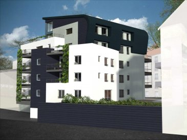en plein centre ville de Thionville. Découvrez cette résidence de 20 logement idéalement situé à proximité de toutes commodités commerciales, de la gare SNCF de Thionville à 10 minutes à pied. Chaque logement bénéficie d\'une belle terrasse. De belles préstations sont à decouvrir.  Exemple lot N°7 Appartement de type F3 de 72,53 m² au 2ème étage Terrasse de 16,17 m² Prix de vente 235 000 € Possibilité de stationnement extérieur 2500 € et box en rez de chaussée 6000 € Frais de Notaire réduits. Eligible au prêt à taux zéro