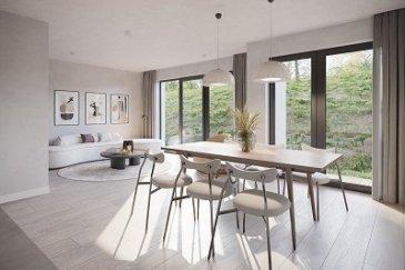 Future construction dans une résidence à 2 unités Appartement de 65,72 m2 au 1er étage avec Cuisine + Living, 2 chambres à coucher, Salle de bains, Terrasse de 2,72 m2