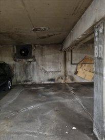 Emplacement de stationnement situé dans le parking souterrain de la vieille porte à THIONVILLE.