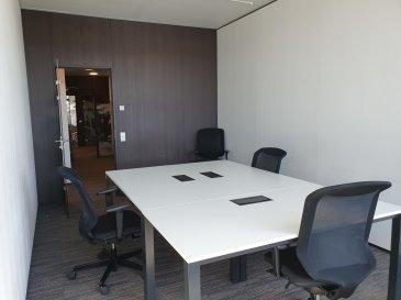 BELARDIMMO vous propose des bureaux à louer à Leudelange dans l'immeuble
