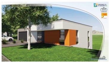 Lot 2_ MAISON Haut standing, libre de 4 côtés, Future construction avec surface habitable de 136,58 m2 et une surface utile nette 51,53m2, surface total nette: 188,11 m2, sur un terrain de 6a46ca,en collaboration avec le constructeur, comprenant : Hall d'entrée 14,13m2, WC séparé, Séjour/SàM/cuisine 52,86 m2, Buanderie/local technique. Terrasse  Hall de nuit, 3 chambres à coucher,dont une avec dressing, Surface 21,54 m2 14,41m2 14m2, salle de bains, WC séparé. Garage 2 voitures  Prix terrain 335.920 Euros :   Maison clef en main avec frais d?architecte 515.981,72 Euros Au total 851.901,72 Euros avec peinture et aménagement extérieur. Chauffage sol dans tout l?espace habitable avec régulation individuelle Ventilation double flux à haut rendement Pompe à chaleur air/eau Mission d?étude Prix avec TVA à 3% et 17% suivant accord de l?Enregistrement et Domaine   Ref agence :473