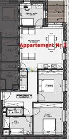 PRIX AFFICHÉ HORS TVA et sans emplacement<br><br>Future construction à Heinerscheid, commune de Clervaux « Um Knapp » <br><br>RESIDENCE « Florimé »<br><br>La résidence se compose de : 7 appartements <br><br>Appartement 03 : de 92,82 m², 2 grandes chambres, 1 petite chambre/bureau, Sdb avec baignoire et douche, WC d\'hôtes, débarras, terrasse 7,2 m², cave 4 m², <br>1 emplacement intérieur et 1 emplacement extérieur<br>Prix emplacement intérieur:   22.000.- Htva<br>Prix emplacement extérieur : 12.500.- Htva<br>Prix   3% tva : 413.693.- Cave, terrasse, emplacements compris<br>Prix 17% tva : 450.619.- Cave, terrasse, emplacements compris<br><br>Descriptif :<br>- Triple vitrage<br>- Vidéophone<br>- Pompe à chaleur<br>- Chauffage au sol<br>- Ventilation double flux<br>- Panneaux solaires<br>- Volets électriques<br>- Carrelages et faïences 60.- m2 HTVA<br>- Garantie décennale et Assurance décennale, Tous Risques Chantier<br>- Garantie d\'achèvement <br>- Toiture plate<br><br>Au Rdc :<br>Appartement 01 : de 72,72 m2, 2 chambres, 1 débarras, terrasse 5,7 m², cave 6 m² 1 emplacement extérieur couvert et 1 emplacement extérieur<br>Prix emplacement couvert:     16.000.- Htva<br>Prix emplacement extérieur : 12.500.- Htva<br>Prix   3% tva : 314.487.- Cave, terrasse, emplacements compris<br>Prix 17% tva : 342.558.- Cave, terrasse, emplacements compris<br><br>Au premier étage :<br>Appartement 02 : de 79,93 m², 2 chambres, 1 débarras, terrasse 16,4 m², cave 6 m², jardin, 1 emplacement extérieur couvert et 1 emplacement extérieur<br>Prix emplacement couvert:     16.000.- Htva<br>Prix emplacement extérieur : 12.500.- Htva<br>Prix   3% tva : 371.308.- Cave, terrasse, emplacements compris<br>Prix 17% tva : 404.451.- Cave, terrasse, emplacements compris<br><br>Appartement 04 : de 94,80 m², 3 chambres, 1 débarras, terrasse 8,70 m², cave 4 m², 1 emplacement intérieur et 1 emplacement extérieur<br>Prix emplacement intérieur:   22.000.- Htva<br>Prix emplacement extérieur : 12.500.- Htva<br>P