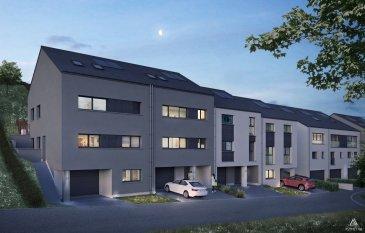Nouveau projet de Lotissement  Construction de maisons jumelées et unifamiliales à Junglinster dans le nouveau Lotissement