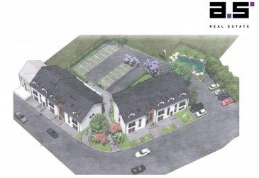 Nouveau projet résidentiel comprenant 12 logements de haut de standing répartis dans 2 corps de bâtiment situés à Moutfort, à seulement 12 km du Plateau de Kirchberg et de Luxembourg-Ville ainsi qu'à 10 km du Findel (aéroport), et proche de toutes commodités : crèches, écoles, transports en commun, commerces de proximité.  Chacune des résidences