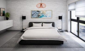 Belardimmo vous propose à FILSDORF, un magnifique TRIPLEX en vente sur plan dans une maison bi-familiale, d'environ 121m² habitables, avec prestation de qualités il est composé comme suit:  RDC:  - Un hall d'entrée de 5 m² - une cave  - un garage fermé pour 2 voitures et des vélos ( -46 m²)    inclus dans le prix de vente  1er étage :  - Grand salon séjour - Cuisine ouverte équipée  avec accès sur une belle Loggia - un WC séparé - une chambre avec accès salle de bain privative.  Sou comble:  - 2 Chambres  dont une avec un accès à un balcon - une salle de bains - un espace bureau  Une chaufferie à gaz commune, une Buanderie commune  Le prix s'entend avec TVA taux réduit : prix TVA3% applicable jusqu'à maximum 357 142€ sous réserve d'approbation du dossier par l'administration fiscale et dans les limites de l'avantage fiscal autorisé par la loi, et TVA 17% applicable sur le solde du prix.  Pour plus d'informations vous pouvez contacté Monsieur David Kempf au 00 352 621 631 841 ou par mail david.kempf16@gmail.com
