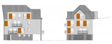 Fis Immobilière a l'honneur de vous présenter une petite résidence de 4 unités en classe AB.   Etage 1  L'appartement 1 se compose d'un débarras, d'un hall d'entrée, d'un wc séparé, d'une cuisine non équipée - living, d'une terrasse,  d'une chambre à coucher, d'un dressing et d'une d'une salle de douche. Etage 1 L'appartement 2 se compose, d'un hall d'entrée, d'un wc séparé, d'un débarras, d'une cuisine non équipée - living, terrasse,  d'une chambre à coucher, d'un dressing et d'une d'une salle de douche. Etage 2  L'appartement 3 se compose d'un living-cuisine, d'une terrasse, d'un WC séparé, d'un débarras, d'un hall, d'une salle de douche et de 3 chambres à coucher dont une suite parentale avec son dressing et sa salle de douche privée.  Etage 3 Appartement 4  L'appartement se compose d'un hall d'entrée, d'un WC séparé, d'une cuisine ouverte sur séjour, d'une terrasse, de deux suite parentale avec chacune sa salle de douche privée et pour l'une d'entre elle un dressing.  AU Rez-de-chaussée  - 3 emplacements intérieurs, un local pour les vélos , un local pour les poubelles et une buanderie commune.  Cette résidence sera équipée de fenêtres triple vitrage, panneaux solaires, chauffage au sol, VMC, etc.
