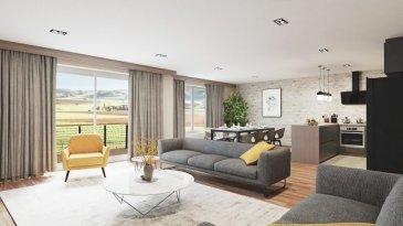 FIS Immobilière a le plaisir de vous présenter l'appartement B2.   L'appartement B2 a une surface de + ou - 99 m2 situé au rez-de-chaussée avec une terrasse de + ou - 6.41 m2 et un jardin privatif de + ou - 100 m2.   L'appartement dispose de :  - 2 chambres à coucher de 15.02 m2 et 10.93 m2, - 1 salle de bain, - 1 dressing, - 1 WC séparé, - 1 cave privative.   Vous pourrez acquérir un emplacement intérieur au prix de 30.000,00 € ou un emplacement extérieur au prix de 15.000,00 €.   Le projet comprend 6 nouvelles résidences à toitures plates de style contemporain dans une rue calme et sans issue dans la ville de Tétange.   Les 6 résidences regroupent 16 logements en tout.   4 Résidences ont chacune 2 appartements et 1 penthouse sur deux niveaux par bâtiment, le sous-sol est commun aux 4 bâtiments. Les 4 résidences comprennent 24 emplacements intérieurs et 2 emplacements extérieurs.   Les 2 autres bâtiments ont 2 duplex chacun avec un sous-sol séparé pour les deux bâtiments qui disposent de 4 caves et de 4 emplacements intérieurs doubles.   Les 4 duplex auront des entrées complètement séparés comme dans une maison.   Chaque appartement dispose d'une cave privé.   Les appartements sont spacieux et lumineux disposant de 2 à 4 chambres à coucher avec une voir 2 terrasses par appartements.   Les appartements situés au rez-de-chaussée dispose d'un jardin privé.   Chaque détail a été ici pensé afin de proposer aux futurs occupants un confort de vie optimal.  Des équipements et matériaux haut de gamme sélectionnés avec le plus grand soin, des espaces extérieurs comme des terrasses et jardins privés pour les appartements au rez-de-chaussée et des terrasses avec une vue dégagée pour les biens aux étages supérieurs.   Êtes-vous intéressé ?  N'hésitez pas à nous contacter pour plus d'information au +352 621 278 925