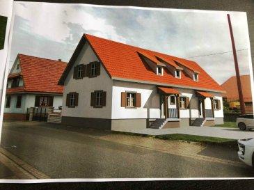 Maison à Rountzenheim