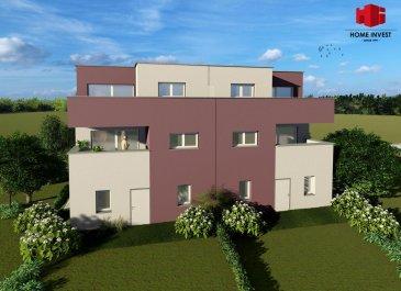 L\'immobilière Home-Invest vous propose en vente une nouvelle construction d\'un  appartement , lot 006 - droite (classe énergétique BB)  au 2ième étage étage dispose une surface habitable de 78,47 m2  et offre un hall d\'entrée (11,05 m2), un grand séjour avec cuisine ouverte (35,62 m2) avec accès sur la terrasse de 13,97 m2, deux chambres à coucher (13,41 m2 et 9,98 m2), une salle de douche (5,17 m2) et un WC séparé (1,85 m2). <br><br>Cave privatif (lot. 004), un emplacement intérieur (lot. 002) et un emplacement extérieur (lot. 002) sont inclus dans le prix. <br><br>Keispelt, dans la Commune de Kehlen se trouve à 25 minutes de Luxembourg-Ville et à 10 min de Mersch à proximité de toutes les commodités quotidiennes (commerces, restaurants, banques, écoles, crèches, accès autoroutier etc).<br><br>GARANTIE DECENNALE <br><br>Le prix affiché s\'entend HTVA sur la part construction à réaliser. <br><br>Le prix 3% TVA incl. s\'élève à 772.695,44.- Euros; sous réserve d\'acceptation par l\'Administration de l\'Enregistrement et suivant les dispositions du règlement grand-ducal du 30 juillet 2002.<br><br>