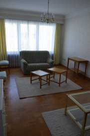 A modest furnished apartment in Belair is available for rent.