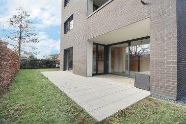 En exclusivité chez Active Invest ;  Grand Duplex avec grande terasse + jardin privatif sise dans une résidence de 2010 dans la cité
