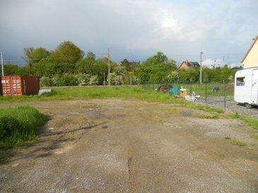 Terrain constructible à Dompierre-sur-helpe