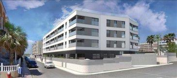 - Vitrin\'Immo vous propose cet appartement en Espagne en bord de mer:<br><br> Au coeur de la station balnéaire de Torrevieja et à 40km d\'Alicante sur la merveilleuse Costa Blanca, cet appartement de 72 m² situé à 10 mètres de la plage vous offrira une vue magnifique et un cadre idyllique dont vous pourrez profiter au quotidien.<br><br>- Construit en 2015,  l\'appartement de conception très moderne  est composé de 3 chambres, salon/séjour, 1 cuisine toute équipée, 2 salles de bain, 2 wc, 1 grande terrasse et piscine commune. Troisième étage.<br><br>Avis de l\'agence: Situé à dix mètres de la plage pour profiter d\'une vue magnifique à tout moment., baladez vous à travers un décor où les dunes cotôient les vertes étendues de pins...<br>Un cadre paradisiaque, un bien neuf et de qualité, qu\'attendez vous pour visiter ?<br><br>Une aubaine à ne pas manquer!<br>