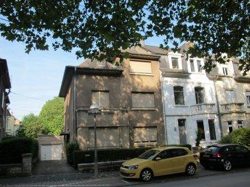 Maison de maître à Esch-sur-Alzette