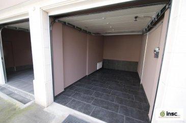Garage à louer  de +/- 25 m 2<br>Porte électrique <br><br>Disponible de suite <br />Ref agence :1212877