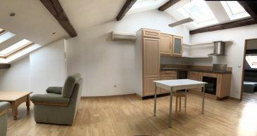 Bel appartement de ville .  Bel appartement au 3ème étage de 43m2, au centre ville de Pont-à-mousson comprenant :<br> - une entrée<br> - un salon séjour<br> - une cuisine équipée<br> - 2 chambres<br> - une salle de bain<br> Le tout refait récemment.<br> L\'appartement est au coeur de ville, à moins de 5min à pieds de la gare et de la place Duroc.<br> Très lumineux, il bénéficie d\'une exposition idéale, l\'ensoleillement dure toute la journée