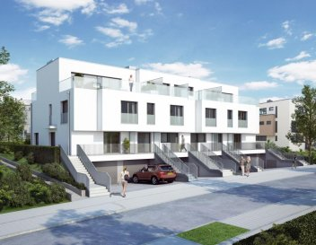 APPARTEMENT DUPLEX - Luxembourg-Cessange
