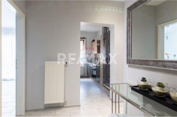 Veuillez contacter Felice Capraro pour de plus amples informations : - T : +352 621 251 398 - E : felice.capraro@remax.lu  REMAX, Spécialiste de l'immobilier, vous propose un appartement en vente, situé au 1er étage d'une résidence de 2001 dans la Commune de Differdange à Niederkorn, d'une surface de 76 m² qui se compose comme suit :  Hall d'entrée, séjour avec un accès au balcon, une cuisine équipée fermée, salle de bain, une grande chambre de 19 m², une seconde chambre de 10 m² avec un balcon, un garage fermé de 22 m² et une place intérieure de parking.  Passeport énergétique : E Passeport thermique : E  Proximité : Crèche, école, pleine de jeux, parc, commerce.  Frais d'agence RE/MAX : 3 % du prix de vente à la charge de la partie venderesse + TVA