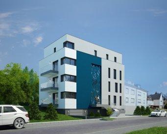 """!!! RESTE SEULEMENT 4 APPARTEMENTS !!!  Nouvelle résidence au Kirchberg-Weimershof  La résidence Ambre se trouve à 137, rue des Muguets, L-2167 Luxembourg.  Elle se compose de 7 appartements, de 48 m2 à 101 m2, de 1 à 3 ch. à c.  Les prix affichés avec la TVA de 3% (sous condition d'acceptation de votre dossier par l'administration de l'enregistrement et des domaines).  Une cave est inclus dans le prix.  Les parkings intérieur sont à partir de 50 000 € TVA 3 %.  Livraison : 3ième trimestre 2020  Le quartier Kirchberg est une place exceptionnelle, les résidants pourront accéder à leur lieu de travail, des espaces culturels, sportifs, et commerciaux à pied, vélo, bus ou tram.  N'hésitez pas à nous contacter pour tous autres détails au 691 143 040.  English  New apartment building """"AMBRE"""" at the quater of Weimerhof.  The building is situated at 137, rue des Muguets L-2167 Luxembourg-Weimershof.  It is composed of 7 apartments of 1 to 3 sleeping rooms, 48 m2 to 101 m2.  Price includes 3% VAT  A cellar is included in the price.  Interior parkings are available from 50 000 € VAT 3%  The apartement building will be finished on 3rd trimester of 2020.  The quarter of Kirschberg with its cultural, sport and commercial spaces is in  walking distance.  Feel free to contact us for the details on 691 143 040"""