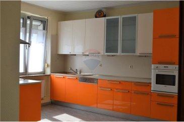 Veuillez contacter Cristina Ferreira pour de plus amples informations : - T : +352 621 504 529 - E : cristina.ferreira@remax.lu  RE/MAX, Spécialiste de l'immobilier à Esch-sur-Alzette, vous propose cet appartement en location. Disponible partir du 15/09/2020. D'une superficie totale de 56 m² l'appartement se compose comme suit : - Cuisine équipée, - Salle à manger, - Une chambre, - Une salle de bain, - Une cave et un emplacement extérieur complètent ce bien.  Proche de toutes commodités : commerces, transports, autoroutes, piscines, hôpital. N'hésitez pas à me contacter pour plus d'informations.  Frais d'agence RE/MAX : 125 % du montant du loyer à la charge du locataire + TVA