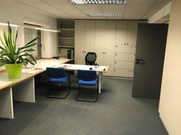 Bureau à louer à Luxembourg-Merl (open spice) Inclus: Assurance             Internet             Ménage  Libre de suite