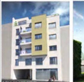 Nous vous présentons un nouvel appartement à louer au 5ème et dernier étage de la nouvelle résidence