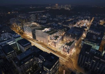 PROJET IMMOBILIER - Luxembourg-Centre
