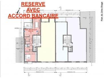 Votre agence IMMO LORENA de Pétange vous propose dans une résidence contemporaine en future construction de 8 unités sur 3 niveaux située à Pétange, 110, route de Luxembourg, appartement de 70 m2 décomposé de la façon suivante:  DEUXIÈME ETAGE: - Un hall d'entrée  - Une cuisine  - Une chambre de 15,42 m2  TROISIÈME ETAGE: - Salon de 14,33  - Une cave privative, un emplacement pour lave-linge et sèche-linge au sous sol. Possibilité d'acquérir un emplacement intérieur (28.840 €)TTC 3%  Cette résidence de performance énergétique AB construite selon les règles de l'art associe une qualité de haut standing à une construction traditionnelle luxembourgeoise, châssis en PVC triple vitrage, ventilation double flux, radiateurs, video - parlophone, etc... Avec des pièces de vie aux beaux volumes et lumineuses grâce à de belles baies  Ces biens constituent entres autre de par leur situation, un excellent investissement. Le prix comprend les garanties biennales et décennales et une TVA à 3%. Livraison prévue juin 2022.  1,5% du prix de vente à la charge de la partie venderesse + 17% TVA Pas de frais pour le futur acquéreur   À VOIR ABSOLUMENT!  Pour tout contact: Joanna RICKAL: 621 36 56 40  Vitor Pires: 691 761 110  Kevin Dos Santos: 691 318 013  L'agence Immo Lorena est à votre disposition pour toutes vos recherches ainsi que pour vos transactions LOCATIONS ET VENTES au Luxembourg, en France et en Belgique. Nous sommes également ouverts les samedis de 10h à 19h sans interruption.