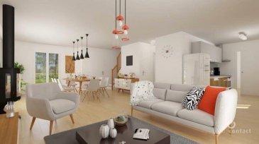 Beau Duplex en nouvelle construction à Roeser.<br>Situé au 2eme étage d\'une résidence à 6 unités.<br> <br>D\'une surface de ±160m², à laquelle s\'ajoute une terrasse de ±25m² orientée sud, il sera composé comme suit: <br><br>1er niveau:<br>- Entrée avec WC séparé et débarras/buanderie<br>- Grand séjour avec deux grandes baies vitrées<br>- Cuisine semi-ouverte<br>- Terrasse<br><br>2eme niveau:<br>- 1 Suite parentale avec salle de bains privative, avec accès au balcon ±6m2<br>- 2 Chambres d\'enfants avec salle de douche privative - Bureau<br><br>Une grande cave de ±10m²  et 1 emplacement intérieur font partie de l\'offre.<br><br>Au besoin, il y la possibilité d\'acheter des emplacements supplémentaires.<br> <br>L\'appartement disposera, d\'un chauffage au sol, d\'une VMC double flux, de fenêtres en aluminium avec triple vitrage, de stores à lamelles électriques, de sanitaires Villeroy & Boch / Grohe, et de portes avec charnières intégrées.<br><br>Accès rapide vers l\'autoroute A3 et aisé aux réseaux de transports en commun, permettant d\'atteindre aisément la ville de Luxembourg.<br><br>Pour plus d\'informations, et pour recevoir les plans contactez-nous <br>au 26.311.992 ou sur  info@immocontact.lu.<br><br>Si vous souhaitez estimer votre bien, contactez-nous sans tarder, estimation sous 24 heures.