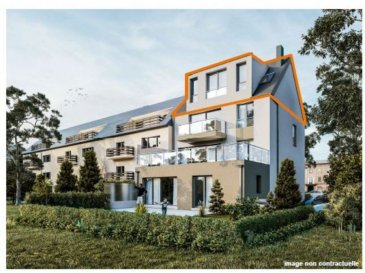 Nouvelle résidence de haut-standing.  Future construction d'une résidence de 4 appartements à Luxembourg-Bonnevoie. Quartier très calme, prés du Hall Omnisports et arrêt de bus. La résidence ALAN TURING se trouve à 1, Rue Jean-François Gangler, L-1613 Luxembourg.   Classe énergétique AAA propose :  - App 106 m² surface habitable, 3 chàc, ascenseur privé, jardin 82 m² , terrasse 24 m², 1.221.000 tva 3%   - App 60 m² surface habitable, 1 chàc au troisième étage, ascenseur privé, 718.000 tva 3 % Les prix affichés avec la TVA de 3%   (sous condition d'acceptation de votre dossier par l'administration de l'enregistrement et des domaines).   Pour plus de renseignements ou une visite (visites également possibles le samedi sur rdv), veuillez contacter le 691 850 805.