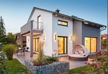Wunderschönes, sehr ruhig gelegenes Grundstück mit einer Gesamtgröße von 9,20 ares in der Commune Flaxweiler. Dieses Grundstück eignet sich ideal für ein freistehendes Einfamilienhaus.  -Energieklasse:AAA -Wohnfläche:160 m² -Anzahl der Schlafzimmer:3 -Geschosse:1,5    LUXHAUS. Die Nr. 1 in der Climatic-Wand-Technologie.  100% Wohlfühlklima 100% Design Wir freuen uns auf Ihren Besuch.