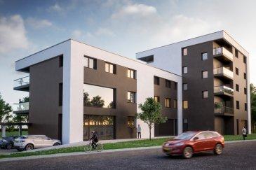 Résidence à 12 appartements en plein centre de Mersch à 2 pas du parc communal et à 4 minutes de la gare ferroviaire. Appartements de 1 à 3 chambres de 40m2-155m2.  Tous les prix annoncés s'entendent à 3% TVA, sujet à une autorisation par l'administration de l'enregistrement et des domaines. Ref agence :5481005 App08 Lot055