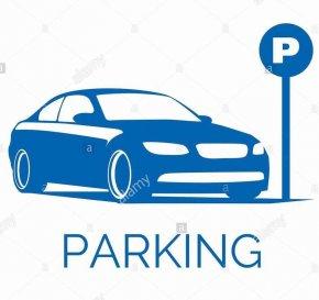 parking extérieur a proximité des commerces de la zone piétonne