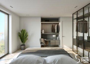 Lot B03 -  Surface utile 91,84 m2 -Appartement-balcon, de 78,11 m2 habitable, 7,61 de balcon, au deuxième étage avec ascenseur dans la Résidence OPUS à Differdange.<br>il se compose comme suit:<br>Hall d\'entrée, toilette séparée, séjour, salle à manger, cuisine entièrement équipée ouverte, balcon, débarras (Cellier), hall de nuit, 2 chambres à  coucher (10,02 et 15,82 m2), salle de bain.<br>Au sous-sol une cave privatif de 6,12 m2.<br>Possibilité d\'acquérir en option:<br>un emplacement intérieur et une cuisine équipée.<br>Pour de plus amples renseignements contactez Christine SIMON Tel: 621 189 059 ou 26 53 00 30 ou par mail: cs@christinesimon.lu.<br />Ref agence :B03- Bloc B - Appartement