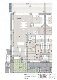 BELARDIMMO vous propose en location un duplex, de nouvelle construction, hautes finitions,  disponible avril 2020, avec 2 chambres à coucher.  Le duplex se compose ainsi :  RDC surélevé :  - hall d'entrée - débarras - salon/salle à manger/ cuisine ouverte avec accès à la terrasse de 31 m² - WC séparé   1er étage :  - 2 chambres - 1 salle de bain  L'appartement dispose de chauffage au sol; viennent compléter l'appartement, 2 emplacements voiture intérieurs en enfilade.  Pour toute information complémentaire ou une éventuelle visite, veuillez contacter Mons. Belardi au  352 621367853. Ref agence :AB065