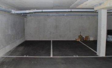 2 emplacements souterrains à louer dans la Résidence