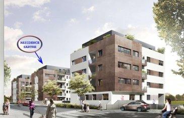 !! APPT-PENTHOUSEau 4ième et dernier étage de 99.83 m² avec 67.6m² de terrasse !!  (ref:  Appartement 049 ) Le prix affiché est de 3% TVA incluse. Le PRIX POUR INVESTISSEURS est à 17% TVA donc 607.440,13.-€  Suite au grand succès de la Résidence