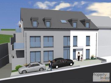 -- FR --<br/><br/>Property Invest vous propose une nouvelle résidence « Qacentina » à Buschdorf, située à 7km de Mersch qui s\'inscrit dans le cadre de modernité se traduisant par une offre de commodités de hauts standing et cela dans le charmant village de Buschdorf, situé à 20min de Luxembourg-Kirchberg.<br /><br />La résidence a été conçue pour vous garantir un confort optimal et des espaces de vie de qualité : triple vitrage, chauffage au sol, stores électriques, isolations thermiques et phoniques poussées, ventilation mécanique contrôlée, revêtements et finitions de qualité.<br /><br />Les appartements profitent tous d\'un espace extérieur (terrasse) et d\'une double orientation permettant de laisser entrer un maximum de lumière. <br /><br />Ce programme à l\'architecture sobre et à la fois contemporaine offre des prestations de haut standing et cela dans le plus grand respect de l\'environnement.<br /><br />La résidence \