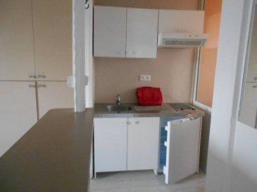 REF 5795   Appartement de 25 m² VUE/MER petit nid douillet sans surprise tout est rénové par des professionnels.Coin cuisine, séjour avec belle vue, salle bains et 1chambre.  Beaucoup de rangements charges 20€/m secteur Piscine peut être loué 280€ la semaine en saison.   Ref 5795