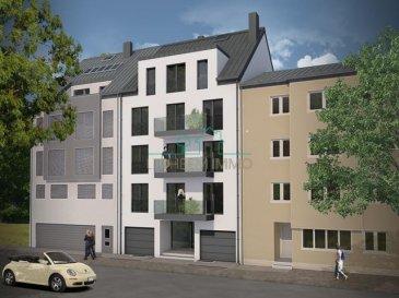 Doheem Immo vous proposent un nouveau projet immobilier à Lux-Kirchberg, 8 unités.  Proche de toutes commodités-institutions européennes et bancaires et à deux pas du plateau de Kirchberg. Les appartements seront tous équipés de belles finitions sur base de matériaux de haut standing.   Penthouse N°8 au 4 étage, 116m2: Hall d'entrée avec ascenseur direct, living-cuisine avec accès balcon 12.54m2,  3 chambres, salle de bain avec WC, salle de douche avec WC. Cave avec branchement pour machine à laver et sèche linge. Garage fermé 60.000.-€ TVA 3% inclus. Prix appartement 1.060.599.-€ TVA 3% inclus. Prix appartement 1.138.064.-€ TVA 17% inclus.  La construction débute en septembre 2017.  Pour plus de renseignements, vous pouvez me contacter au 661.217.707 Dimonte Franco ou Romero Gervasio 621.217.837 Ref agence :2605289