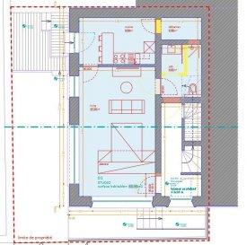 A VENDRE MAISON DE RAPPORT LIBRE DE 3 FACADES  à Luxembourg-BELAIR !!  Idéalement situé au coeur du quartier de BELAIR dans une rue calme, cette future maison de rapport mesure environ 150 m² habitables sur 3 niveaux (RDC, 1er et 2ème) hors sous-sol et offrira prochainement, sous réserve d\'obtention des autorisations, 3 appartements!  Cette maison dispose également une allée latérale où 2 voitures peuvent stationner mais pas de jardin. En configuration actuelle avant transformation, celle-ci se décompose comme suit : - RDC : 2 entrée indépendantes, 1 hall d\'entrée, 1 cuisine équipée ouverte sur 1 grand living, 1 WC séparé, 1 office. - 1er étage : 1 SDD avec WC et 3 chambres, 1 hall - 2ème étage : 1 SDB avec WC et branchement lave-linge/sèche-linge, 2 CH et 1 dressing - Sous-sol : chaufferie avec chaudière au gaz, 3 caves dont 1 avec SPA, douche et toilettes.  Les autorisations pour division de cette belle maison en 3 appartements sont en cours.   La maison propose déjà de belle prestations mais mérite encore quelques travaux pour finaliser la division en 3 unités.  Le prix de vente est de 1.950.000 EUR F.A.I. Disponibilité : IMMEDIATE  !! A VISITER DE TOUTE URGENCE !! Ref agence : V_immeuble_belair