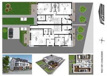 Fis Immobilière vous présente à la vente deux locaux professionnels en vente à Schrassig pour une profession libérale.  Les deux locaux se trouvent au Rez-de-chaussée d'une maison bi-familaile. Les prix sont affichés à 17% TVA. La construction est en cours et sera achevée au 3ème trimestre 2017.  N'hésitez pas à nous contacter pour tout complément d'information.