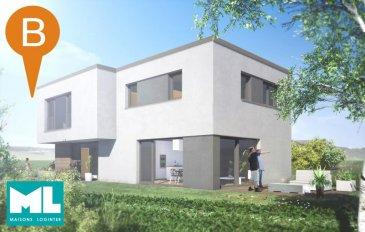 Maison individuelle à Mersch