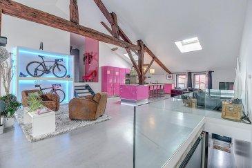 William Marchetto ( +352 621 815 768 ) RE/MAX , spécialiste de l\'immobilier à Beuvillers, vous présente en exclusivité ce charmant corps de ferme de 256 m2 habitables, entièrement rénové avec gout. <br><br>Situé dans un quartier calme, cette maison est composée à l\'étage d\'une suite parental avec dressing et salle d\'eau; cuisine US aménagée dans un grand séjour en mezzanine donnant sur un salon, et une terrasse de 55m2.<br><br>Au rez-de-chaussée vous trouverez 3 chambres, une salle d\'eau et 1 WC séparé, une buanderie spacieuse, ainsi qu\'un grand garage 2 voitures plus rangements. <br><br>Prestations et finitions haut de gamme.<br><br>Disponibilité immédiate.<br />Ref agence :5095894