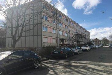 Mulhouse Nord quartier Furstenberger appartement rénové à ne.  Mulhouse Nord quartier Furstenberger appartement rénové à neuf 4 pièce en rez de chaussée, salon séjour balcon, 3 chambres, salle de bains, cuisine aménagée, cave. prix: 86 000 € loi alur: 80 000 € net vendeur + 6.000 € TTC honoraire d'agence à la charge de l'acquéreur