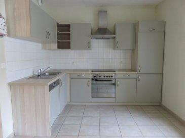 Beuvange Sous Saint Michel - Duplex 5 pièce(s) 121 m2. A 5 minutes de Thionville, dans une ferme rénovée, duplex de 121 m2 au 1er étage d'une petite copropriété pleine de charme. Appartement spacieux avec une cuisine équipée, un séjour donnant sur un jardin d'hiver, 3 chambres, salle de bains avec baignoire spa. 2 wc, lingerie, cellier. 2 places de parkings privatives.  Renseignements et visites :  Karine Karas : 06 08 31 19 87 dont 3.90 % honoraires TTC à la charge de l'acquéreur. Copropriété de 8 lots (Pas de procédure en cours). Charges annuelles : 320.00 euros.