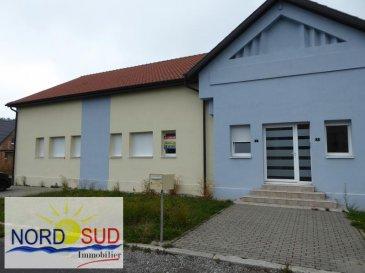 T4  - - 125 m² RDC + espace vert. Au Legeret. Axe Bitche Rohrbach~~Appartement en RDC moderne composé:~d\'une entrée avec interphone, grande pièce de vie traversante avec cuisine équipée contemporaine, 3 chambres, dégagement, salle d\'eau avec douche et meuble vasque.~ Loyer  660 euros + 20 euros de charges. Contact Nord Sud Immobilier~ 03 72 64 01 02 <br/><br/>visite virtuelle<br/>https://app.immoviewer.com/portal/tour/2087732