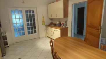Fisimmo, votre spécialiste dans l'immobilier à Bergem, vous propose cette maison de +/- 320 m2 situé dans un quartier très calme à Villerupt. Set maison dispose de 6 chambres à coucher, 2 salles de bain,un WC sépare, une buanderie, un garage, une terrasse de +/- 15 m2 et grand jardin.  N'hésitez pas à nous contacter pour plus de renseignements +352 621 278 925